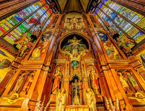 Kościół p.w. Matki Bożej Pocieszenia w Żyrardowie